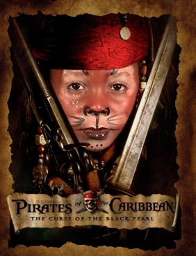 animation photo montage                                 pirate-des-caraibes
